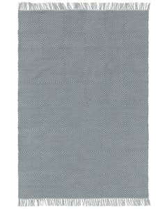 In- & Outdoor Rug Rae Light Blue