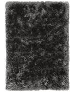 Shaggy rug Bright Charcoal