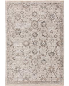 Viscose Rug Jared Light Grey