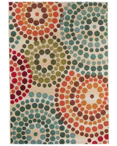 In- & Outdoor Rug Artis Beige/Multicolour