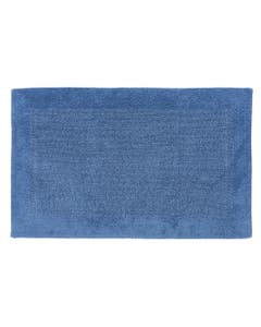 Bath Rug Loops Light Blue
