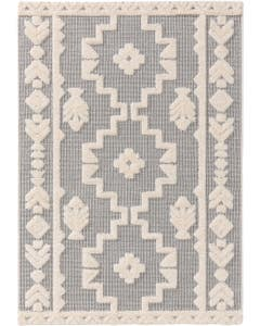 In- & Outdoor Rug Carlo Grey