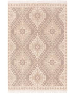 Rug folk Beige/Grey