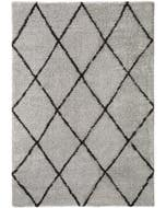 Shaggy rug Gobi Grey