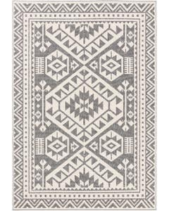 In- & Outdoor Rug niel Cream/Grey