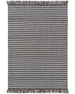 In- & Outdoor Rug Morty Black/White