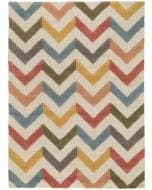 Wool rug Windsor Multicolour