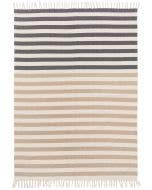 Wool rug Oasis Beige/Grey