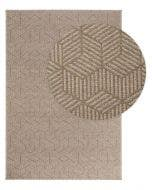 Wool rug Jacob Beige/Green