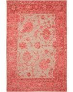 Flat Weave Rug Frencie Red