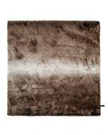 Shaggy rug Whisper Brown/Taupe