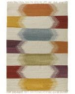 Wool rug Fresh Kelims Multicolour