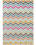 Viscose Rug Woody Multicolour