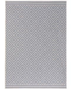 In- & Outdoor Rug Metro Blue