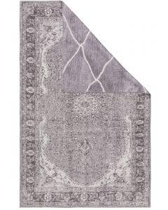 Reversible Rug ana Grey