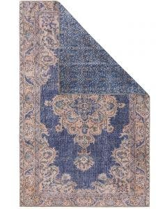 Reversible Rug ana Blue