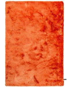 Shaggy rug Whisper Orange