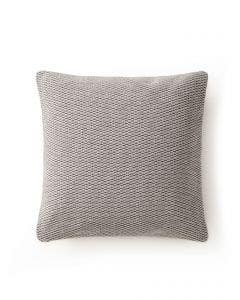 Cushion Cover Bora Light Grey
