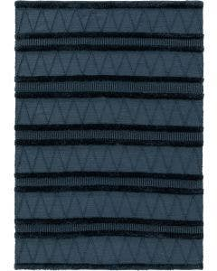 In- & Outdoor Rug Toni Blue