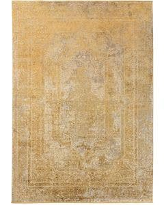 Viscose Rug zaza Yellow