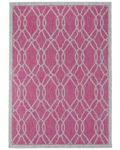 In- & Outdoor Rug Cleo Pink