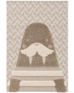 Kids rug Carlo Cream_Taupe