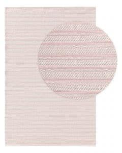 Washable Cotton Rug Cooper Rose