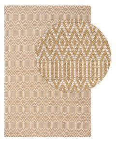 Washable Cotton Rug Cooper Yellow