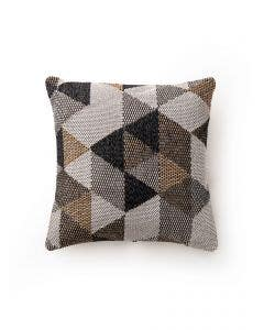 Cushion Cover Barca Beige/Black