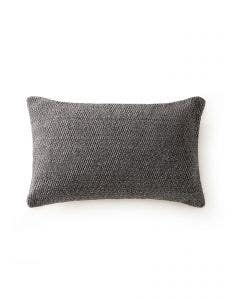 Cushion Cover Bora Charcoal