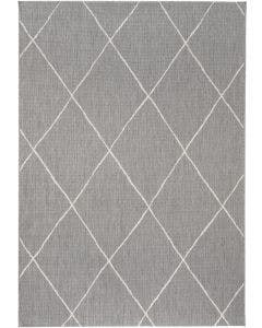 In- & Outdoor Rug Metro Grey