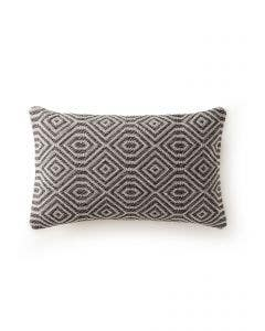 Cushion Cover Laos Charcoal