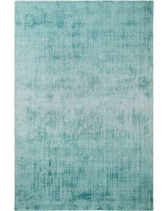 Viscose Rug Ombre Turquoise