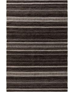 Wool rug Joris Grey