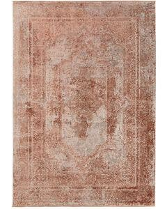 Viscose Rug zaza Copper