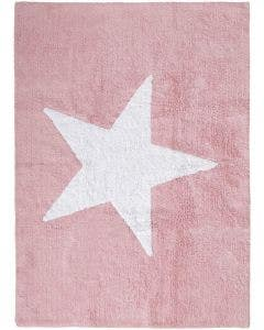 Washable Kid´s Rug Bambini Star Rose