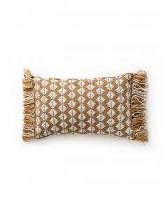 In- & Outdoor cushion morty Yellow