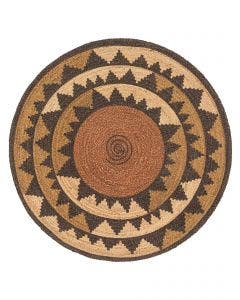 Jute Rug Sahara Brown