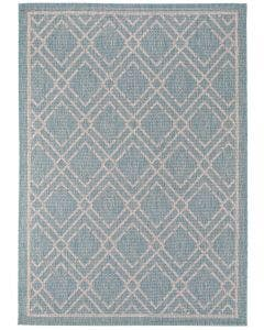 In- & Outdoor Rug Cleo Turquoise