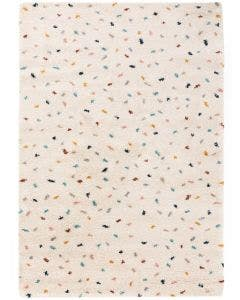 Shaggy rug Gobi Multicolour