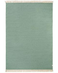 Wool rug Liv Light Green