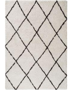 Shaggy rug Gobi Cream