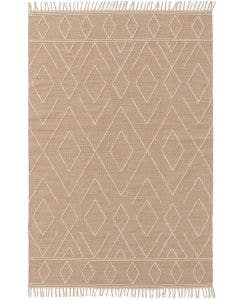 Cotton Rug Sydney Beige