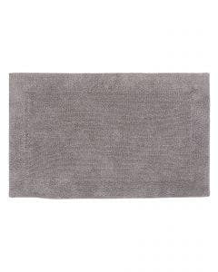 Bath Rug Loops Grey