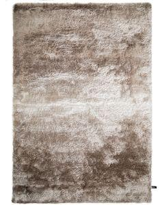 Shaggy rug Whisper Beige/Light Brown