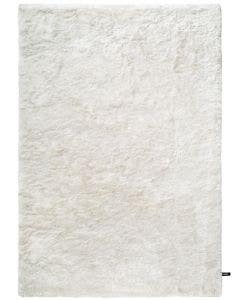 Shaggy rug Whisper White