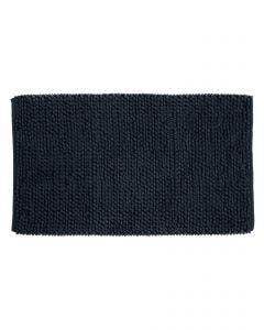 Bath Rug Lynn Dark Blue