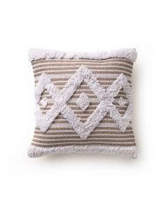 Cushion Cover Lundi Taupe