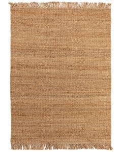 Jute Rug Jork Light Brown