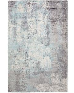 Viscose Rug Vito Light Blue